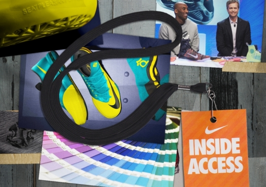 Nike Basketball Inside Access: Colorway Inspirations
