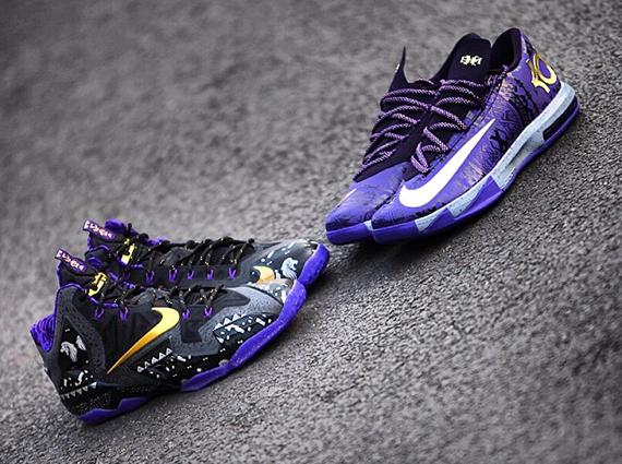 next lebron shoes all black kd shoes