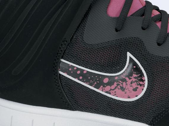 "Nike Dunk High Free ""Hot Lava"""