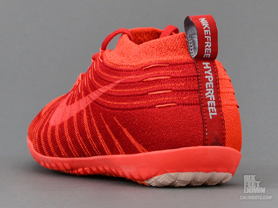 nike free hyperfeel run gym red light crimson. Black Bedroom Furniture Sets. Home Design Ideas