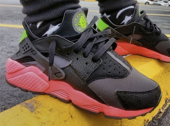 729570b0d2c3 Are you ready for more Nike Huarache retros  The good news is that there  are more pairs coming