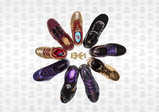 Nike & Jordan Brand's 2014 BHM Sneakers