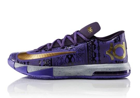 """Nike KD 6 """"BHM"""" – Release Date"""
