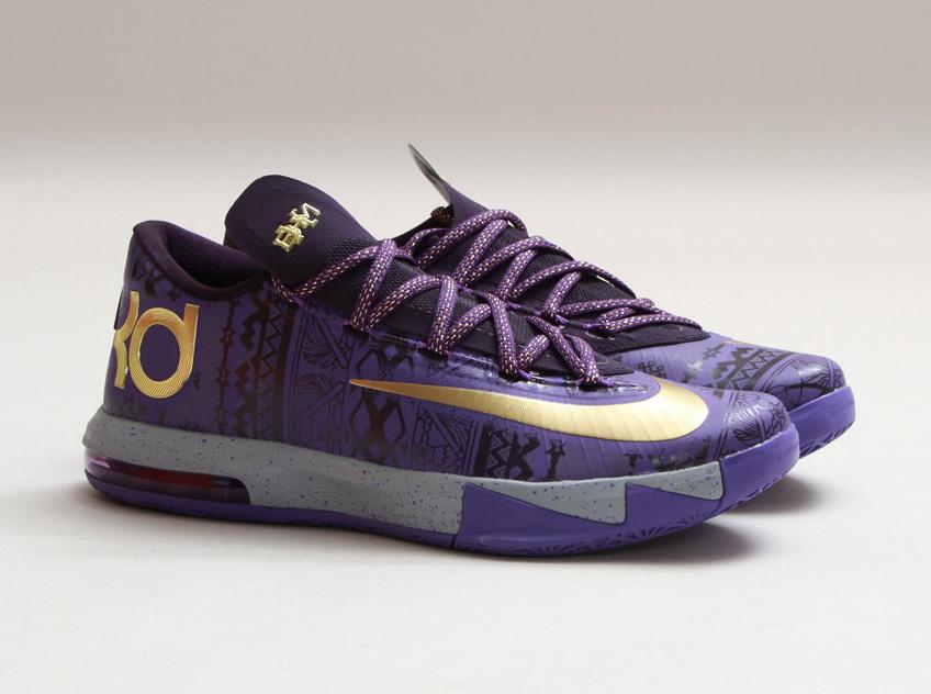 flyknit sneakers kd 6s