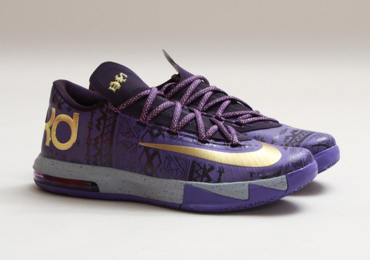 "Nike KD 6 ""BHM"" – Release Reminder"
