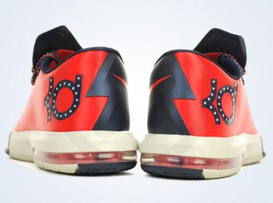 "Nike KD 6 ""Washington DC"""
