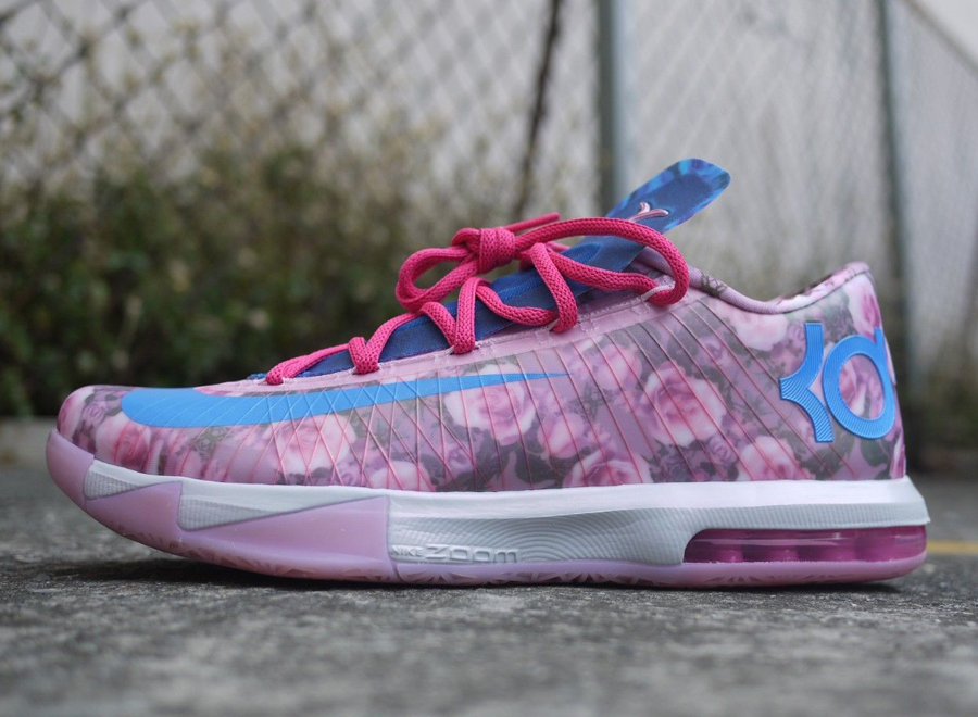 "Nike KD 6 ""Floral/Aunt Pearl"" – Available Early on eBay"