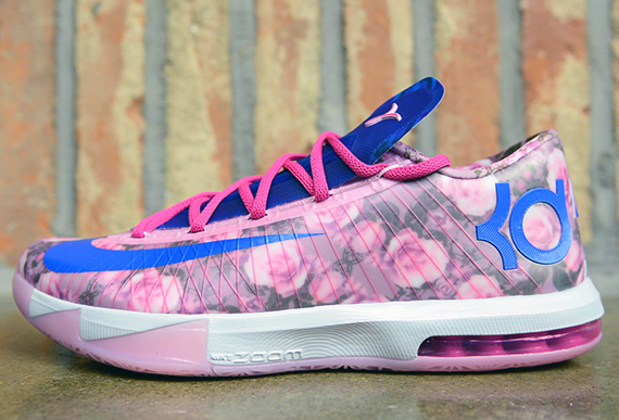 """outlet store b8b0d 25aa7 Nike KD 6 Supreme """"Floral Aunt Pearl"""""""