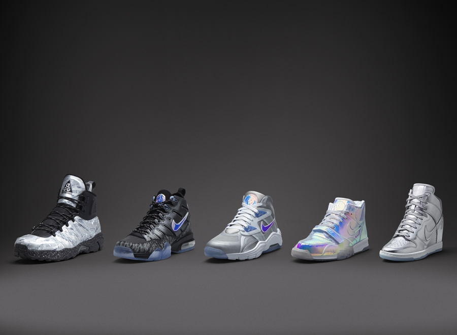 new product 2c74a af95e A Tribute To The Past  The Nike Knows Collection