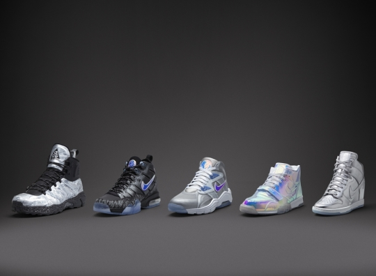 A Tribute To The Past: The Nike Knows Collection
