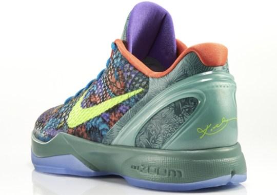 Nike Kobe 6 Prelude – Release Reminder