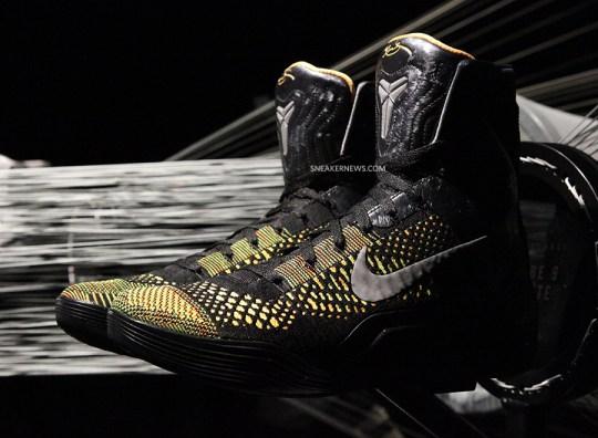 """Nike Kobe 9 Elite """"Inspiration"""""""