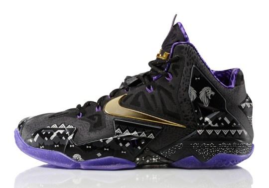 "Nike LeBron 11 ""BHM"" – Release Reminder"