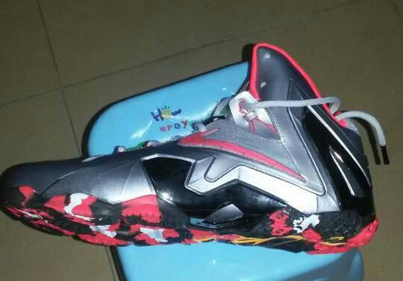 Cavs Kicks: Nike LeBron 13