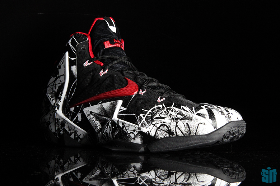 "Nike LeBron 11 ""Graffiti"" - Beauty Shots - SneakerNews.com"