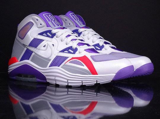 Nike Lunar 180 Trainer SC – Summit White – Purple Venom