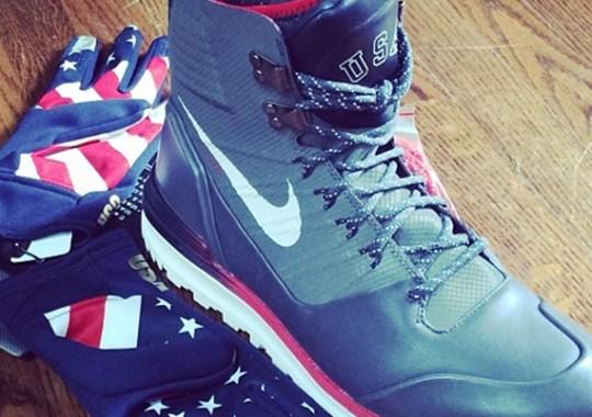 "Nike LunarTerra Arktos ""USA Winter Olympics"""