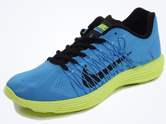 sports shoes 4a25e 4f610 Nike LunaRacer+ 3 – Vivid Blue – Volt – Black