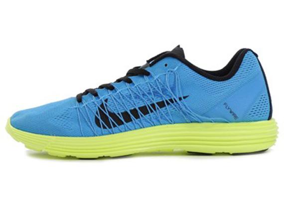 Nike Lunaracer+ 3 Photo Blue Black