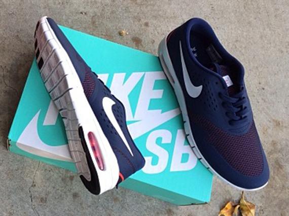 Eric Koston Shows Off Upcoming Nike Koston 2 Max Colorways ... 2a2e968b8f