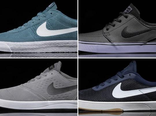 Nike SB February 2014 Releases