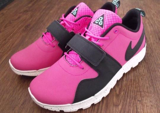 Nike SB Trainerendor – Pink – Black
