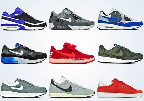 0b19354cd8be Those who ve been following Sneaker News know that Nike Sportswear has a  huge variety of dope looks dropping for the first quarter of 2014.