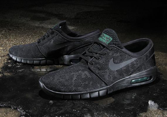 Nike Sb Janoski Max Navy Release Date