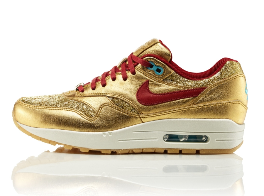 "new concept 9c510 fcf27 Nike WMNS Air Max 1 ""BHM"""