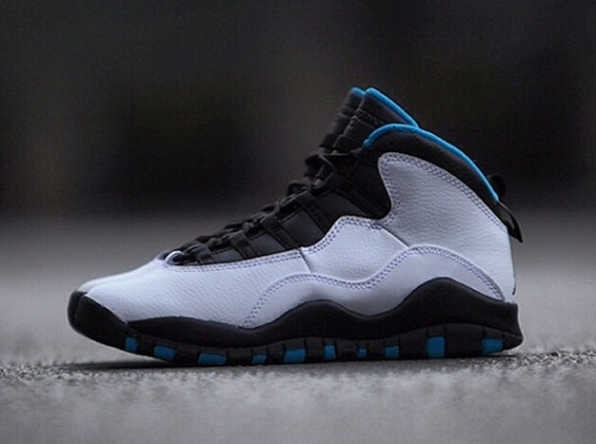 """Powder Blue"" Air Jordan 10 Retro"