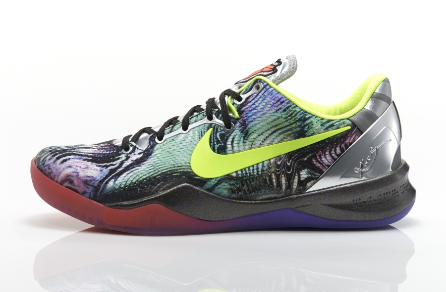 the latest e534c 03bdc Reflecting on the Past  Nike Kobe 8 Prelude - SneakerNews.com