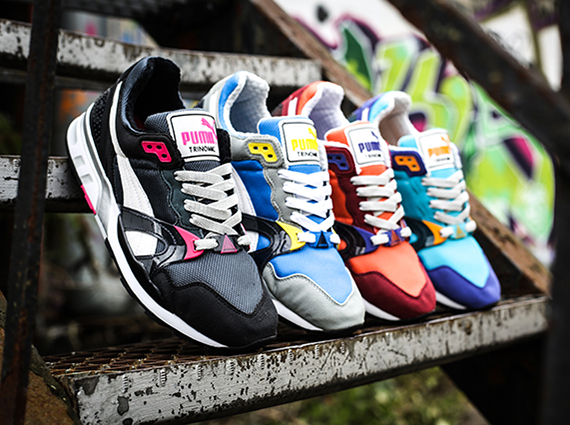 6515fad78e5 The Puma Trinomic XT2 Plus got off to a great start for 2014 with the MMQ  series  Crafted  release that just hit stores. The German Cat is poised and  ready ...