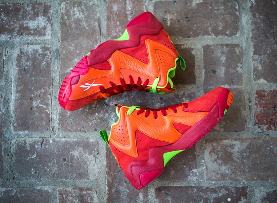 """best website 568ca 5915a Packer Shoes x Reebok Kamikaze II """"Chili Pepper"""" – Available at Additional  Retailers"""