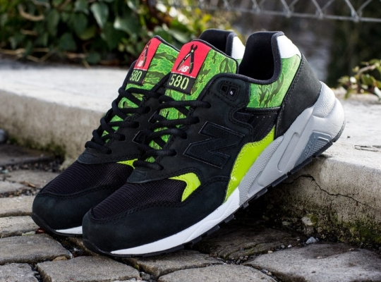 mita sneakers x SBTG x New Balance MRT580 – Release Date