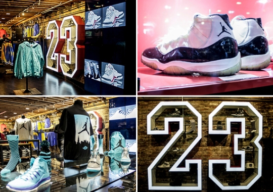 "Jordan ""Legacy Level"" at Shiekh Shoes San Francisco"