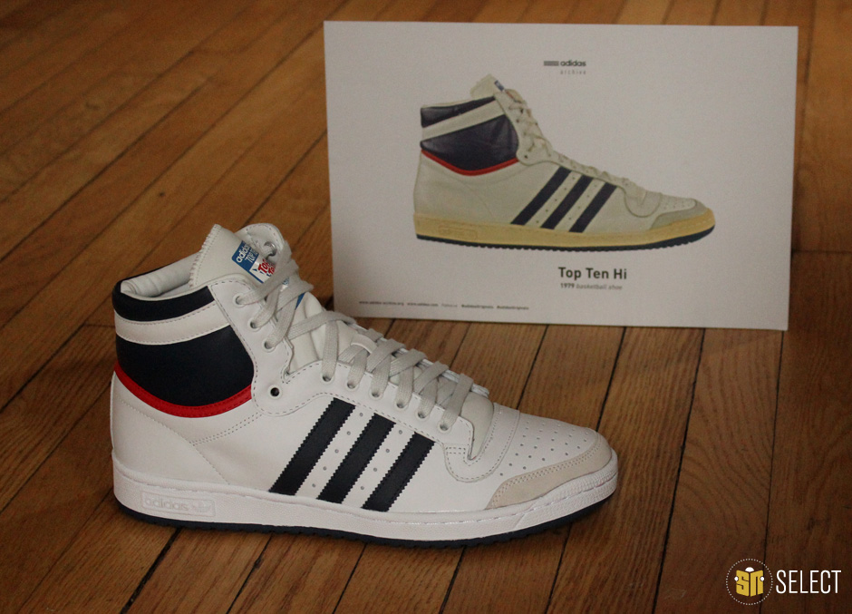 Sneaker News Select: adidas Top Ten 35th Anniversary