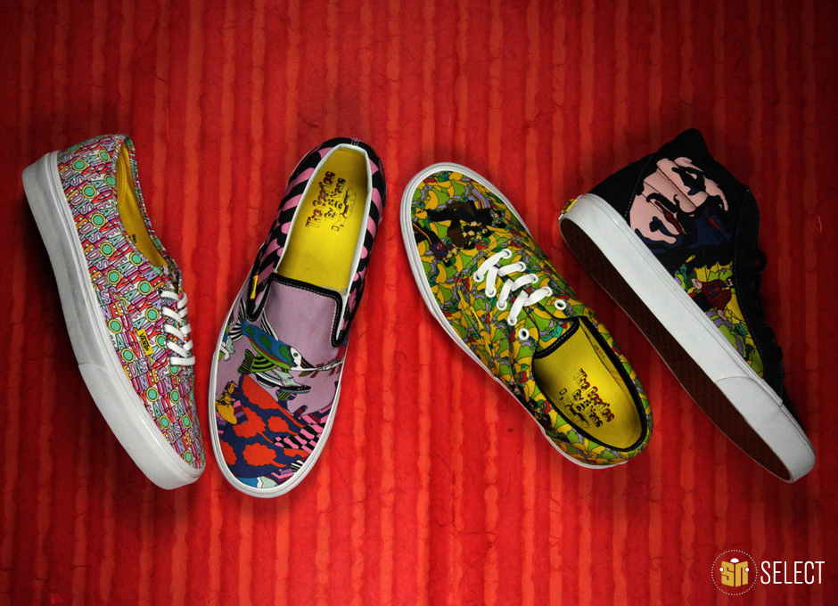 6983e5d035 An error occurred. Unable to execute JavaScript. THE BEATLES YELLOW  SUBMARINE x VANS SK8-HI REISSUE