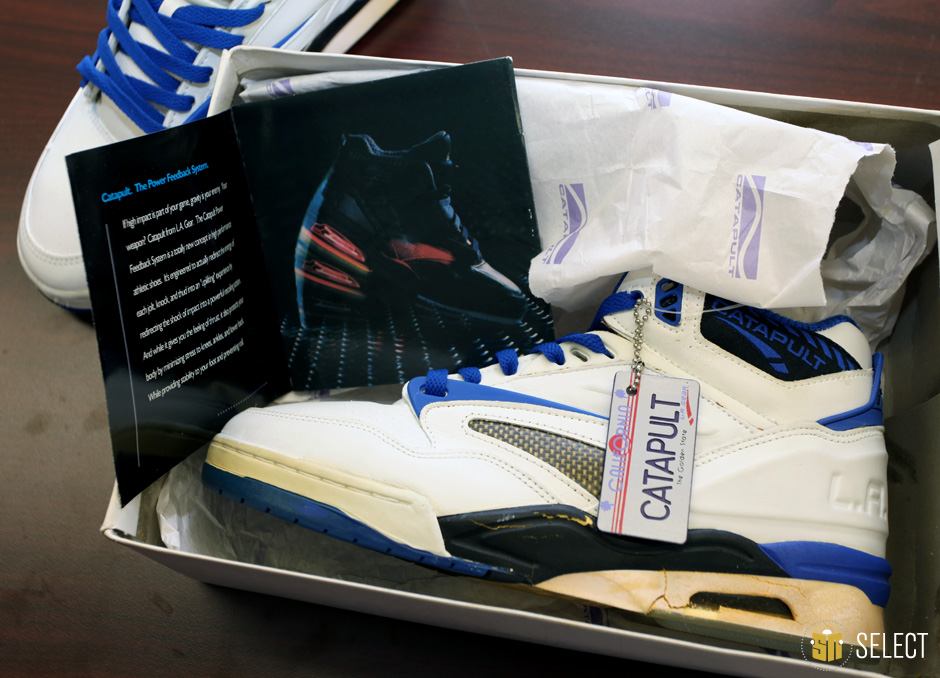7a69d3df7936 Sneaker News Select  Karl Malone s LA Gear Catapults