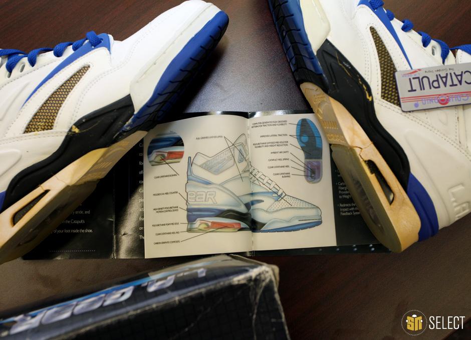 22db9042ebb Sneaker News Select  Karl Malone s LA Gear Catapults