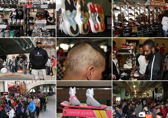 Sneaker Con Houston – January, 2014 Event Recap