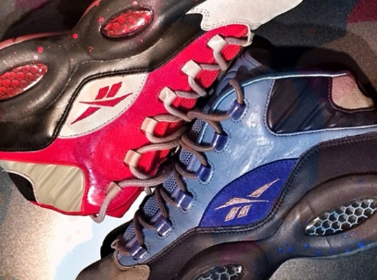 Stash Previews Upcoming Reebok Question Collaborations