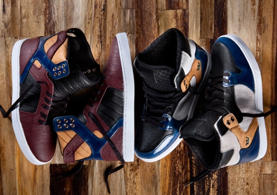 "Supra ""Leather & Pigskin"" Pack"