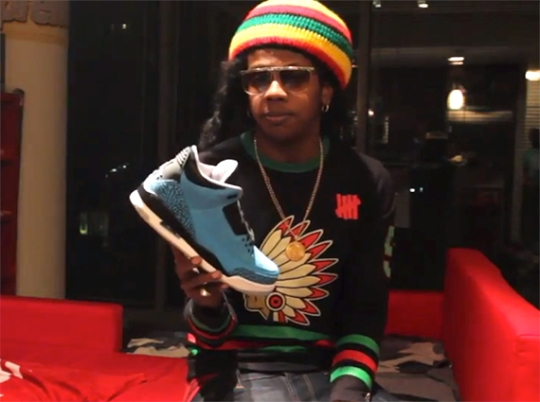 """Trinidad James Presents Camp James """"1st and 15th"""" Episode 6"""