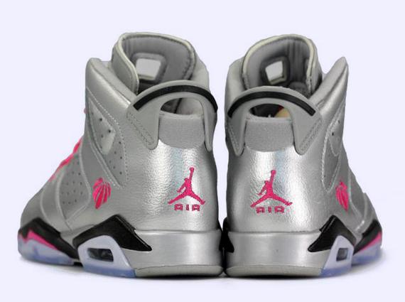 Air Jordan 6 Gg Retro (gs) Día De San Valentín vHgWxXhvpQ