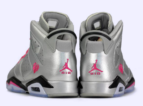 Valentines Day Air Jordan 6 Retro GS