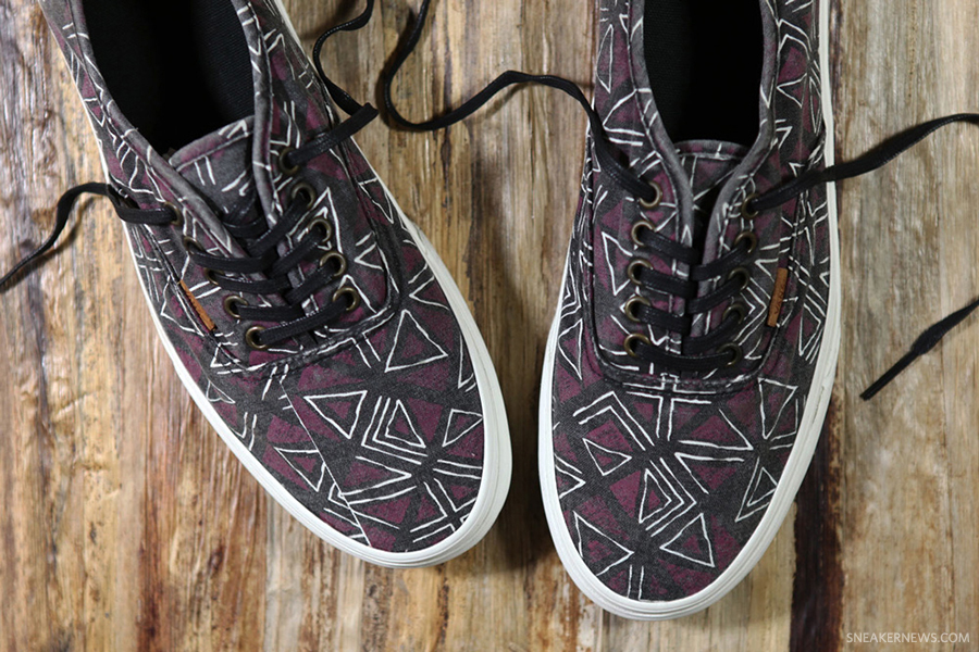 vans authentic geo