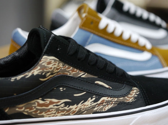 Vans Spring 2014 Releases