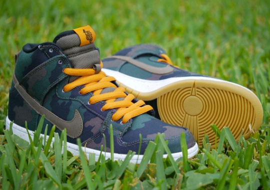 510 Skateboarding x Nike SB Dunk High – Arriving at Retailers
