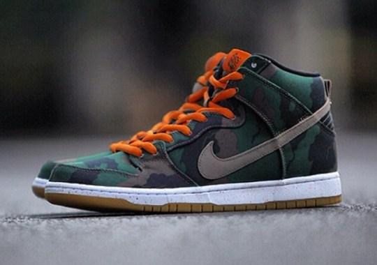 510 Skateboarding x Nike SB Dunk High – Release Date