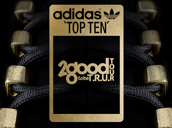 2 Chainz x adidas Top Ten quot 2 Good to be T.R.U Tourquot Teaser